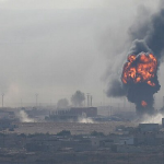 Horrific explosion hits Al-Bukamal in Syria : MiddleEastNews